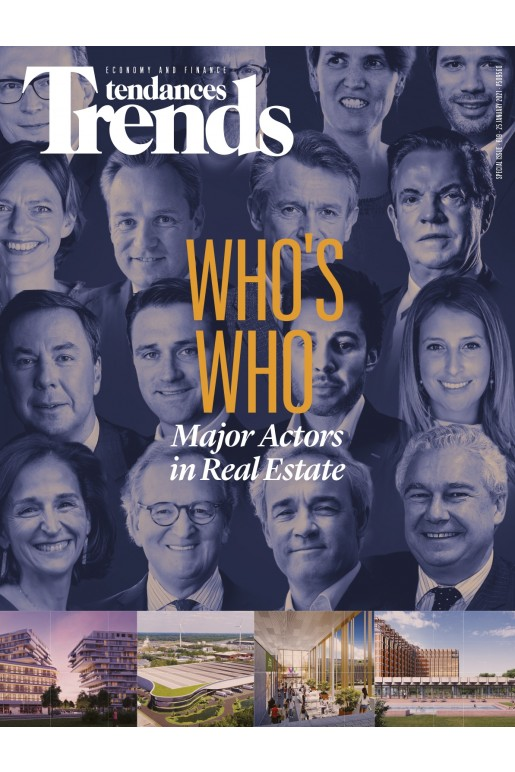 Trends Who's Who - Major Actors in Real Estate (Engelstalig)